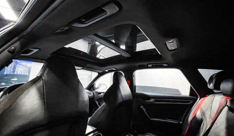 2011 AUDI S4 Avant Trailer hook full