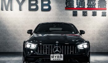 BENZ GT53 Coupe 4Matic+ full