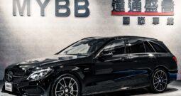 2016 BENZ C450 Testate AMG 4MATIC
